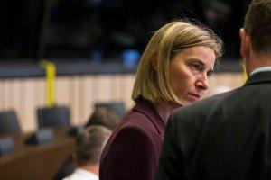 Weekly Commission meeting: Federica Mogherini, HRVP © European Union , 2016   /   Photo: Jean-François Badias