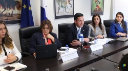 Panama delegation visitBrussels