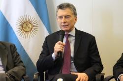 Visit of Argentine President inEurope