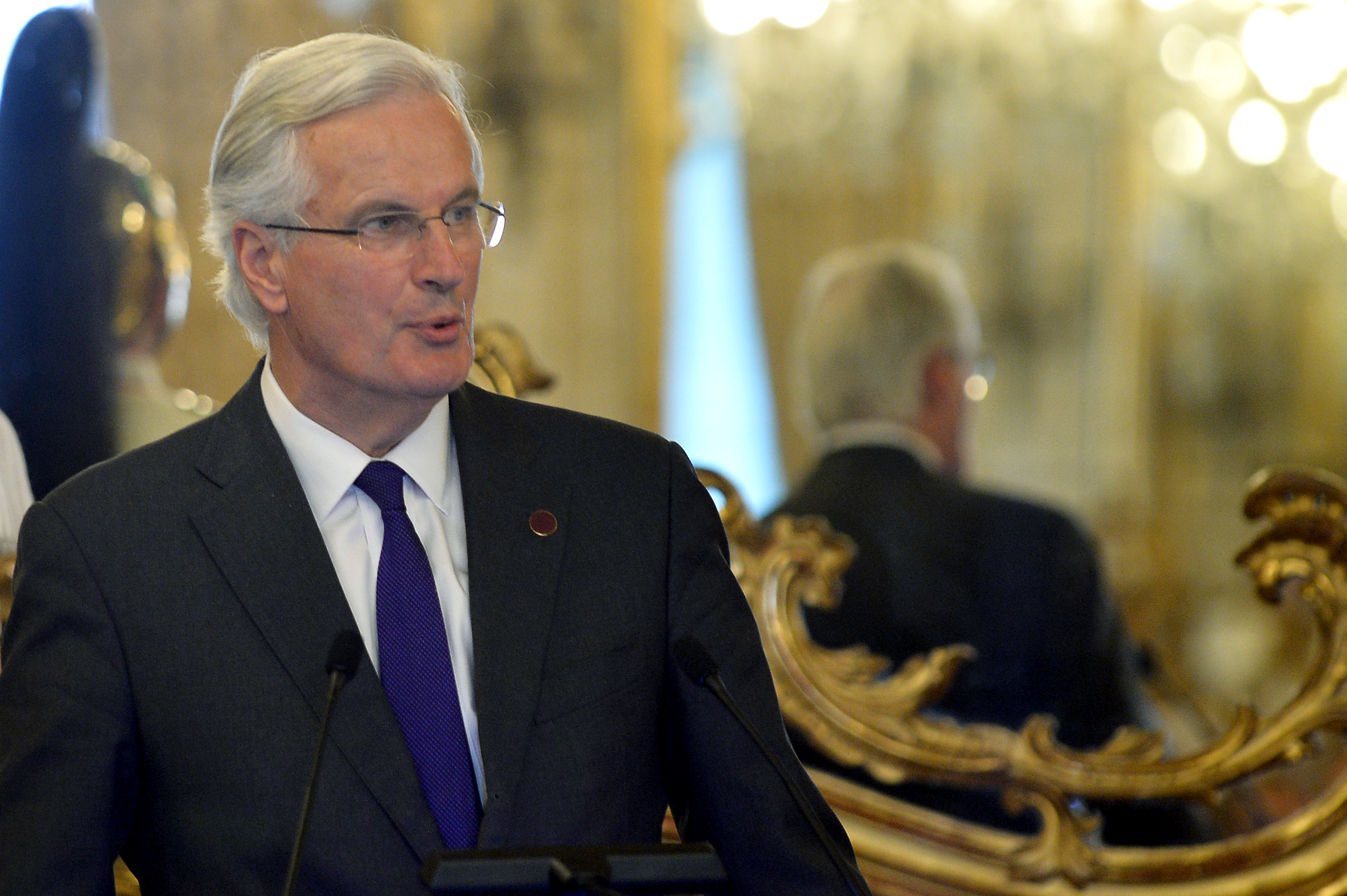 Speech by Michel Barnier, Vice-President of the EC in charge of Internal Market and Services and Industry and Entrepreneurship (proterm)