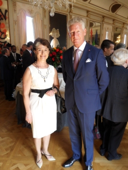 21 July Diplomatic reception Brussels