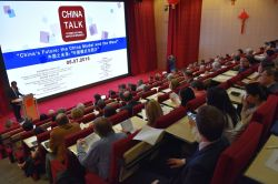 The Chinese Model: strike the balance between economic growth and politicalstability