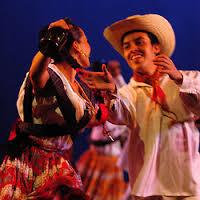 Fiesta Latina Couple