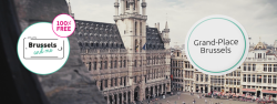 PANORAMIC SELFIES FROM THE BRUSSELS GRAND PLACE