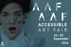 ACCESSIBLE ART FAIR 2016