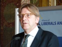 #Verhofstadt: #Brexit sherpa