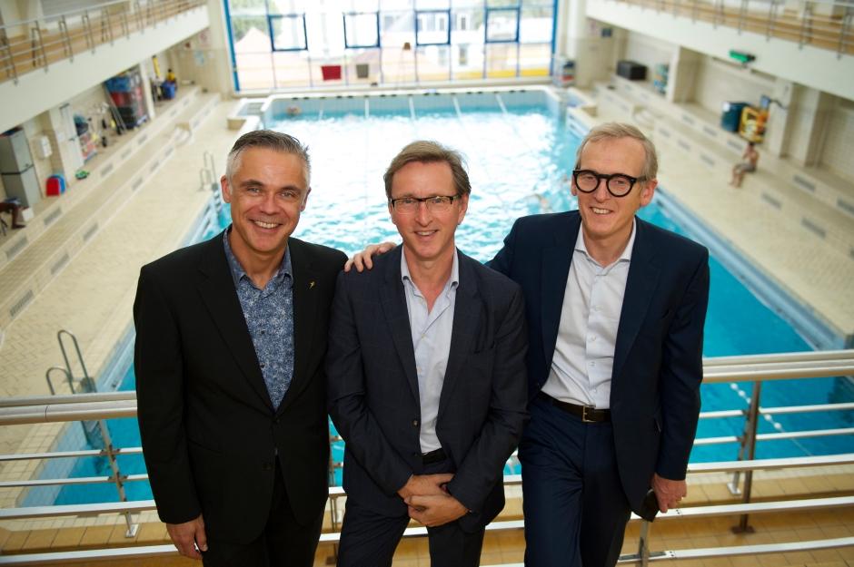 Trois directeurs © BozarYves Gervais