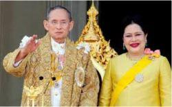 Thailand's king, world's longest-reigning monarch,dies