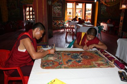 BHUTAN, A TREASURE HOUSE OF BUDDHIST ART