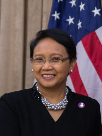 The Indonesian Foreign Minister, Her Excellency Retno Marsudi will be visiting Brussels from 28-29 November 2016.