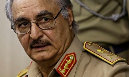 Tobruk: Haftar's raisinginfluence