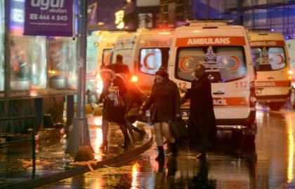 Condolences: Istanbul New Yearattack