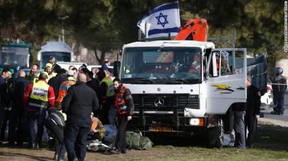 Jerusalem: EU condolences