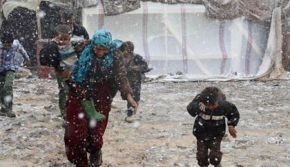 MEPs request winter funds formigrants