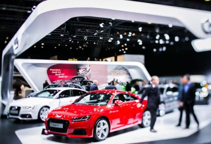 95th AUTOMOBILE FAIR OFBRUSSELS