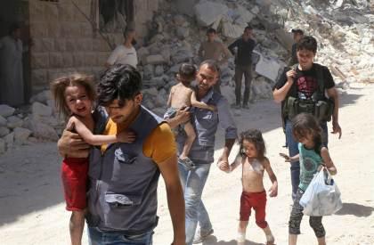 Towards Syria conference inBrussels