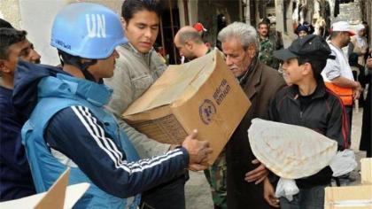 EU continues humanitarian diplomacy inSyria