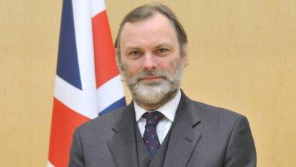 Brexit: Tim Barrow UK envoy toEU