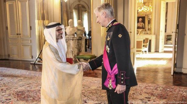 HE Mr. Mohamed Issa Hamad ABUSHAHAB, Ambassadeur des Emirats Arabes Unis.