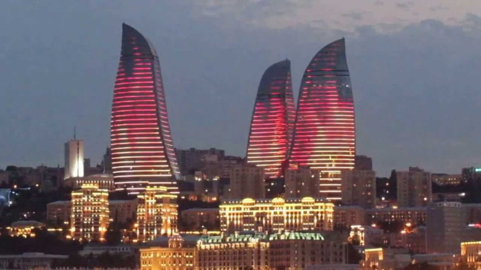 baku-flame-towers