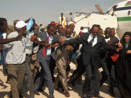 US: citizen as Somaliapresident