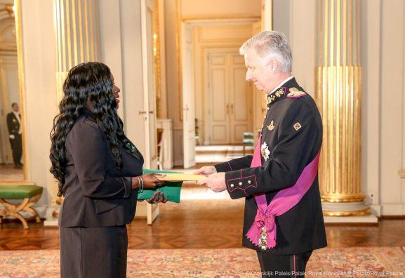HE Mrs. Cheryl J. AUGUSTINE-KANU, Ambassador of Granada,