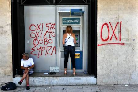 Greece in lethargy of recession