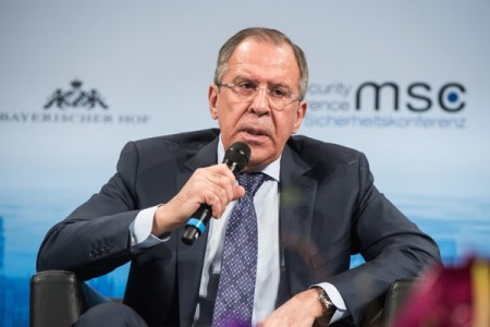 Lavrov for 'true union' against ISIS
