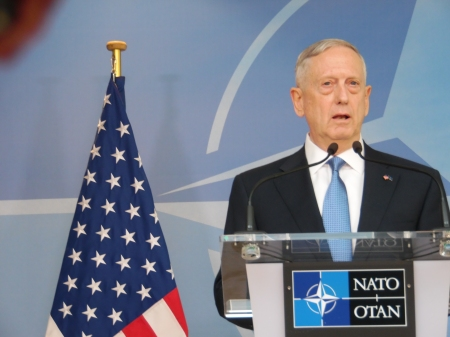Gen.Mattis dual-track approach towards Russia