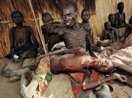 EU aid to South Sudan famine