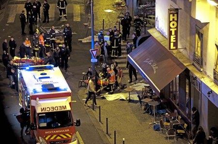 Europe under terroristthreat