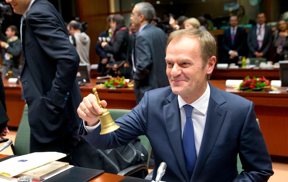 Tusk at Council