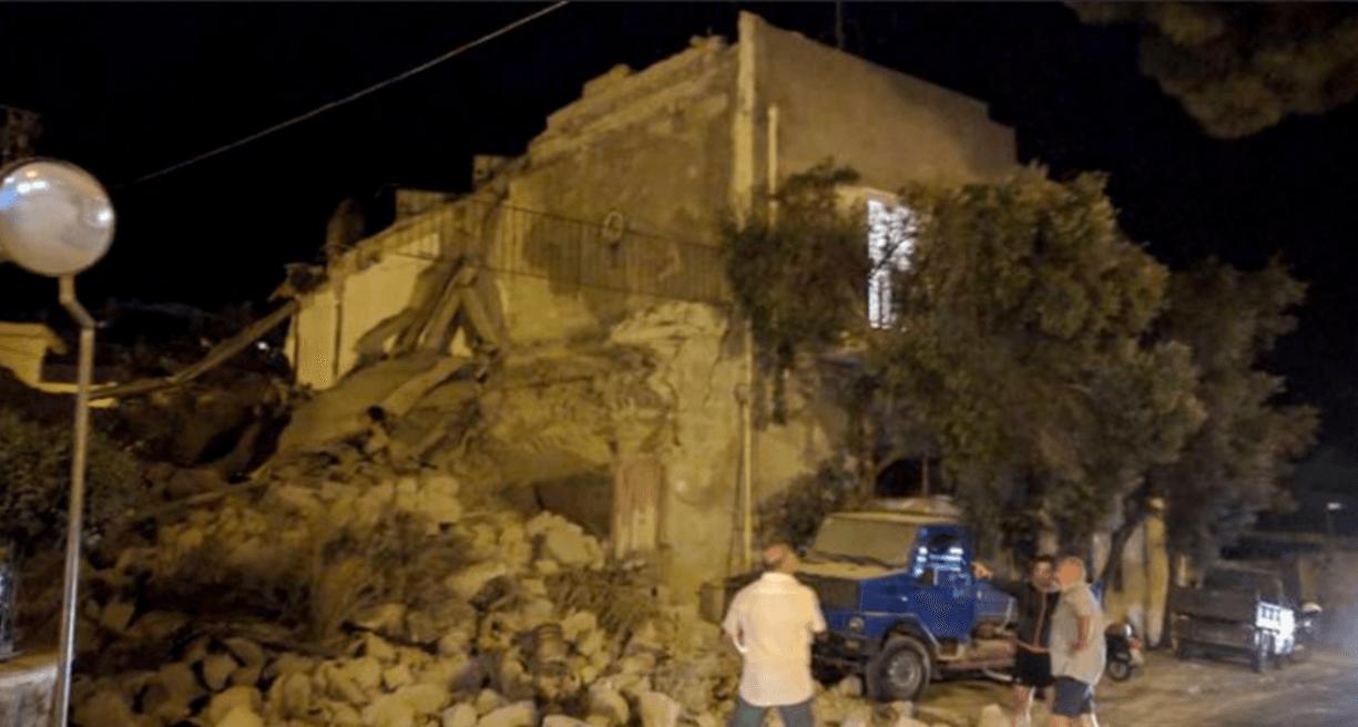 #Ischia: EU ready to help Italy