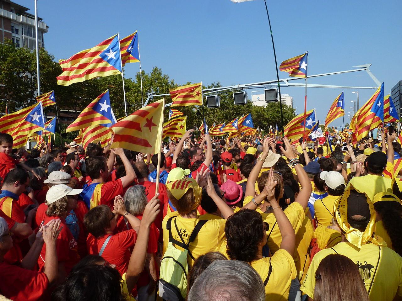 Catalonia under siege