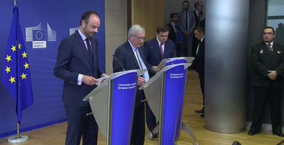 Juncker confident in France economy