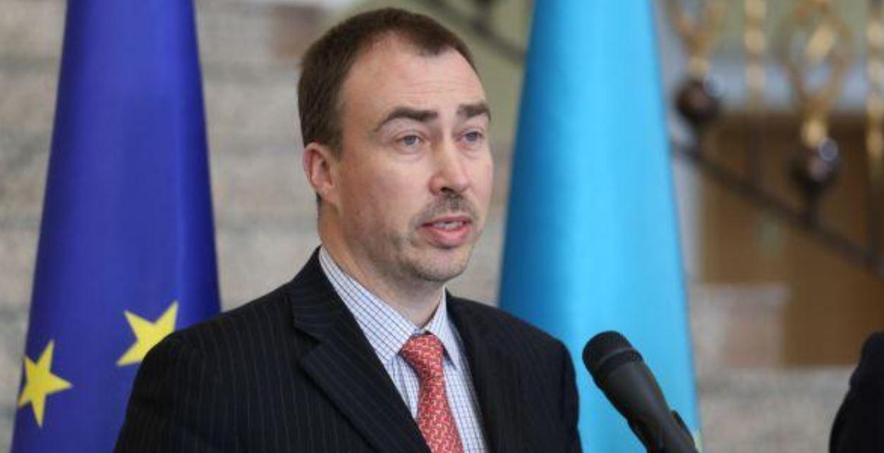 Toivo Klaar EU envoy to South Caucasus