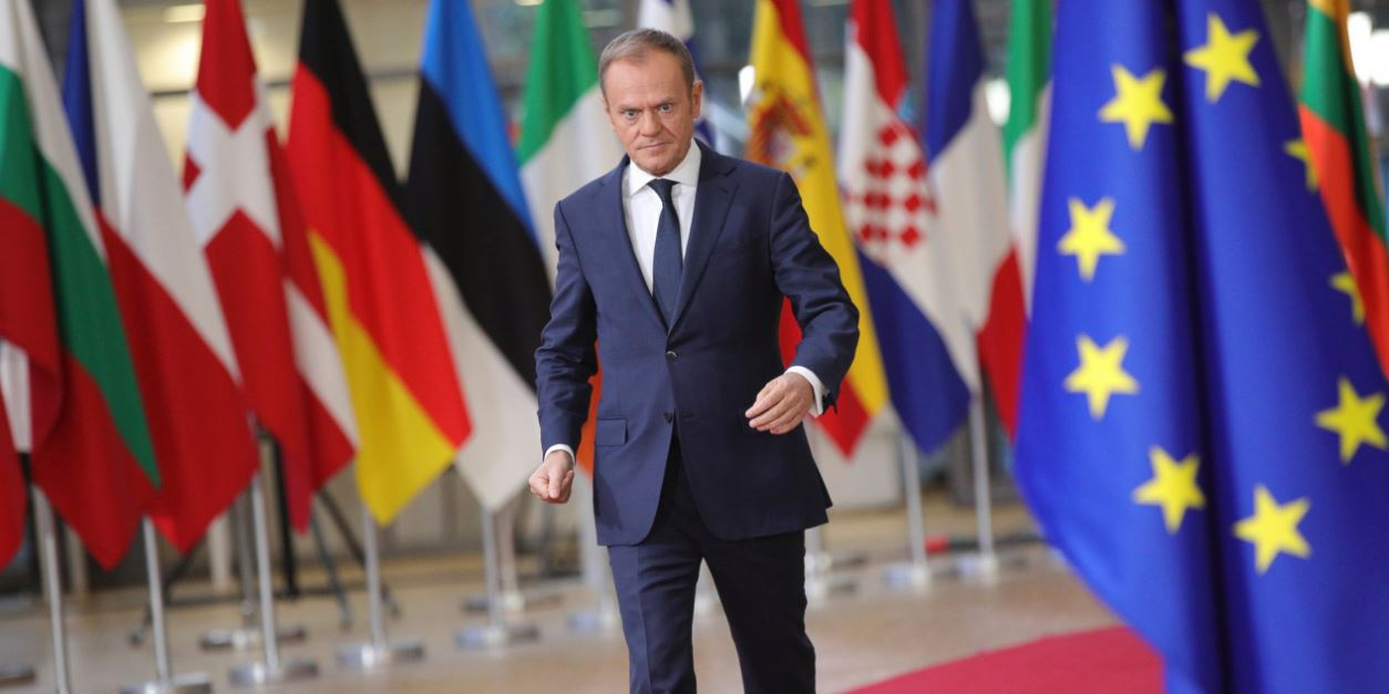 Tusk receives new ambassadors to EU