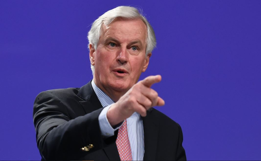 "Barnier: Brexit transition is ""not given"""