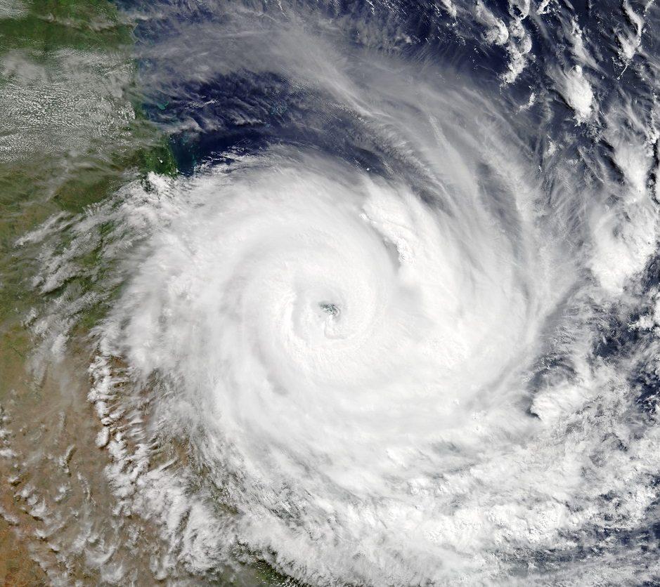 EU assists victims of cyclone Gita