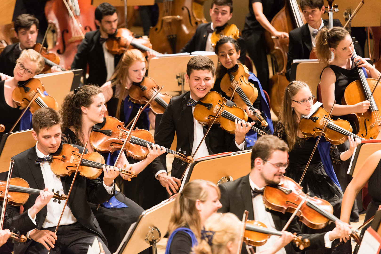 A new start for European Youth Orchestra