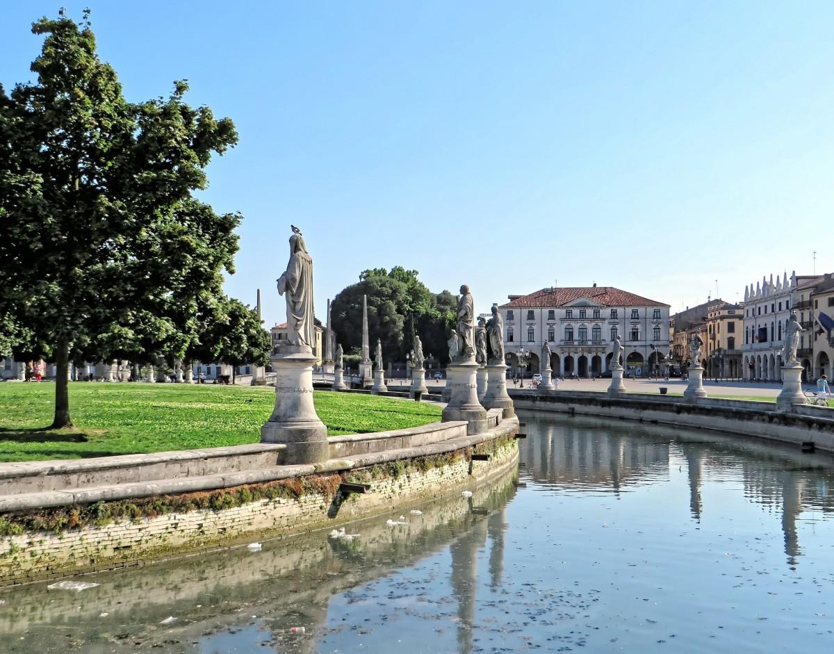 Padua, city of faith and religiuos heritage
