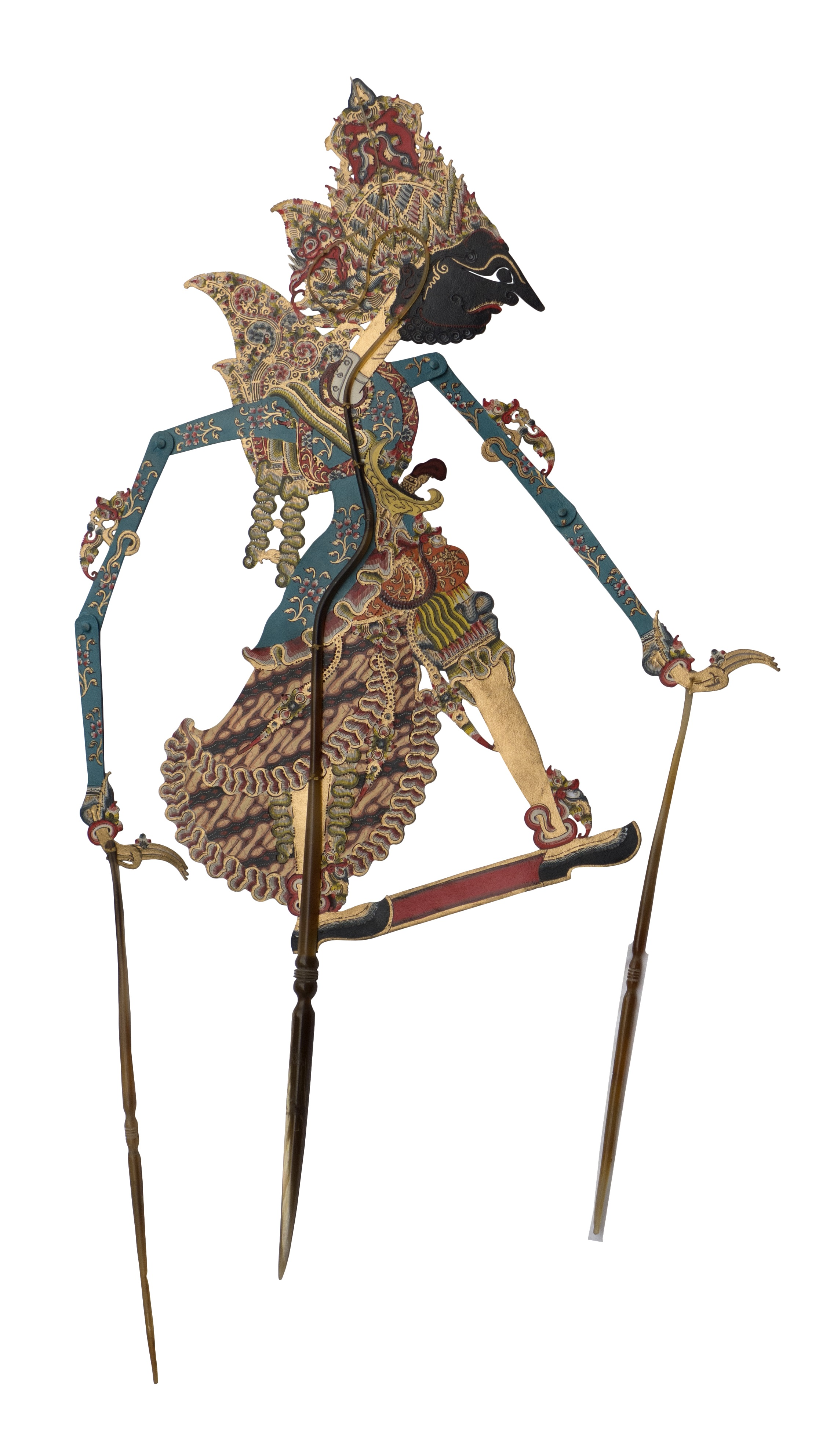 85. Figure d'ombre de BatharaIndra