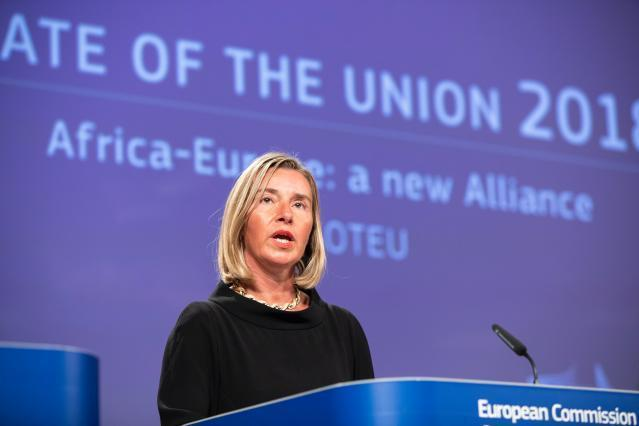 A new Africa-Europe Alliance