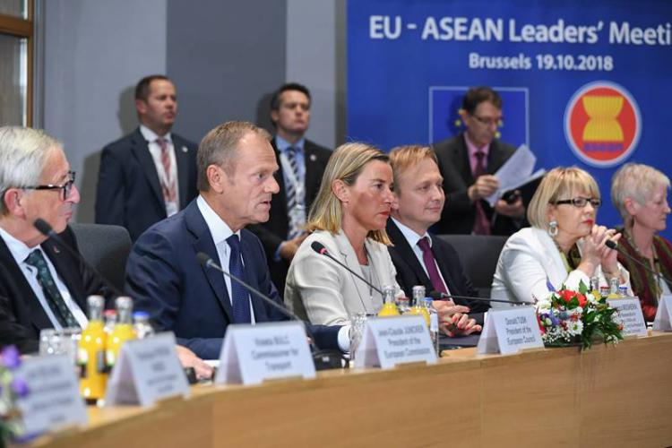 ASEM Summit: Europe and Asia – Global Partners for Global Challenges