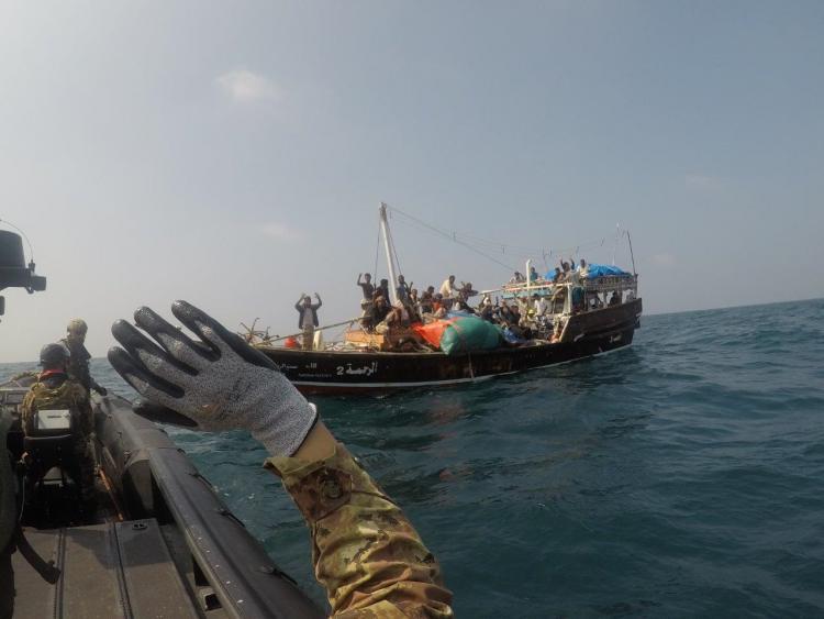 Warships, Tuna and Pirates – EU NAVFOR Operation Atalanta