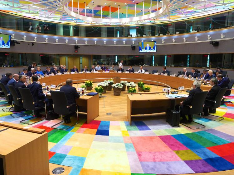 EU to lead the response to global challenges
