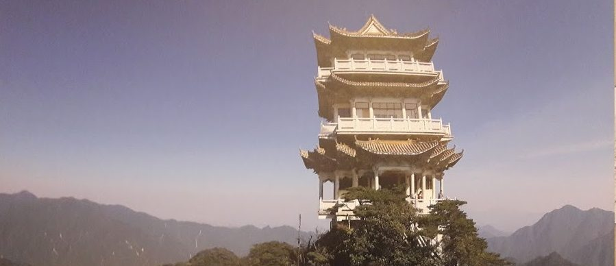 "CHINA – ""THE CITY OF SHAOGUAN"" – MORE THAN A BEAUTIFUL DISCOVERY"