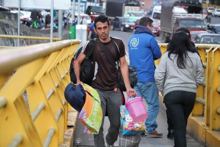 Stories of Venezuelans searching for shelter and safety