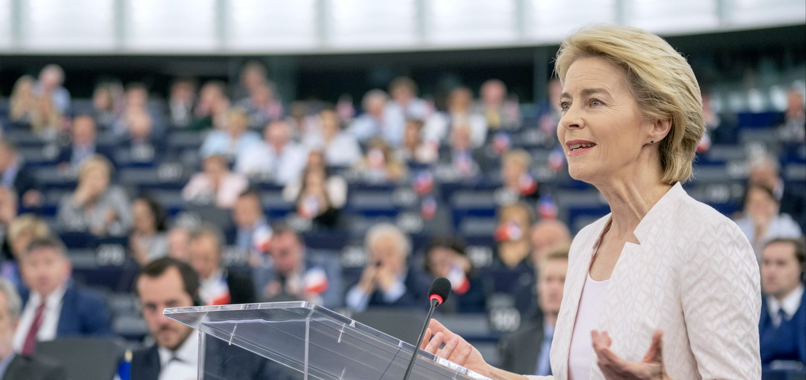 EU Parliament to vote on new European Commission