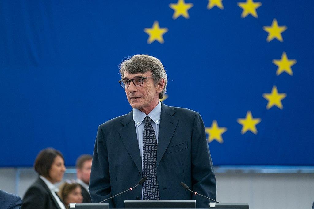 Sassoli: EU success with al-Sarraj and Haftar in Berlin